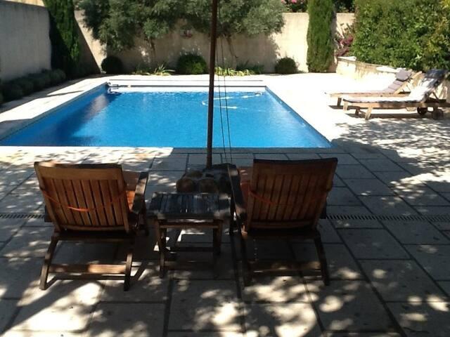 Jolie villa en Provence - Aureille - บ้าน