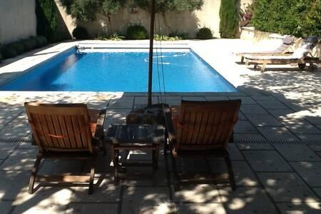 Jolie villa en Provence - Aureille