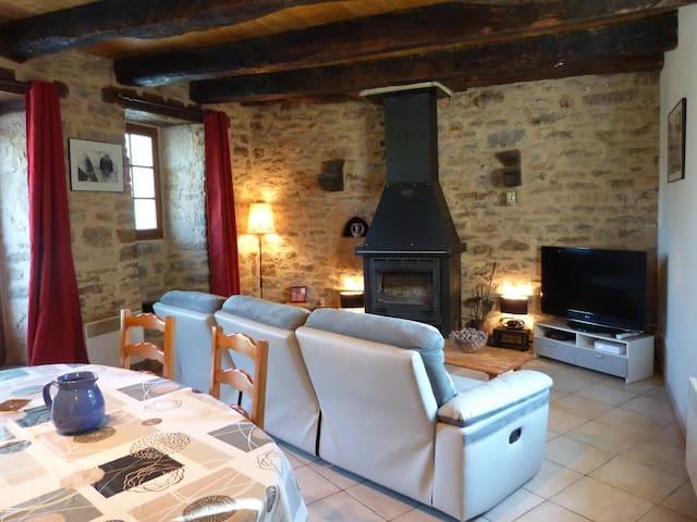 Maison traditionnelle du Quercy