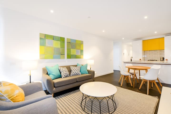 MOSCATO: 2BED 1BATH apartment in Caulfield!