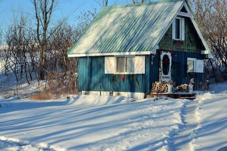 Le Temps Perdu Winter Play Ground - Westport