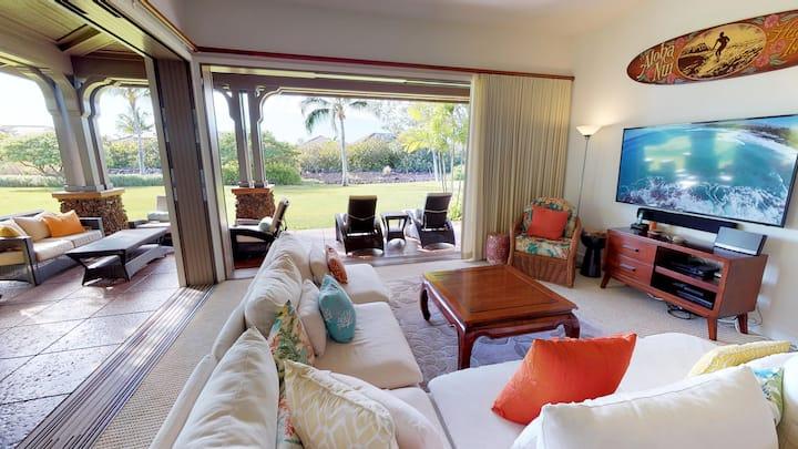 ❤️PiH❤️ Island Time Villa ★ Largest 3BR ★Bikes