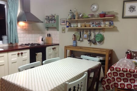 Lovely, cosy 2 bedroom house, very central - Galway