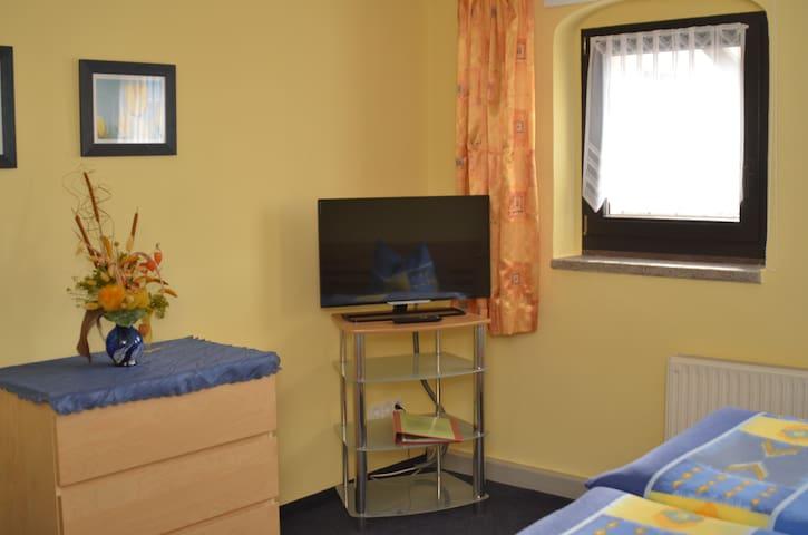 Gemütlich & praktisch eingerichtete Wohnung