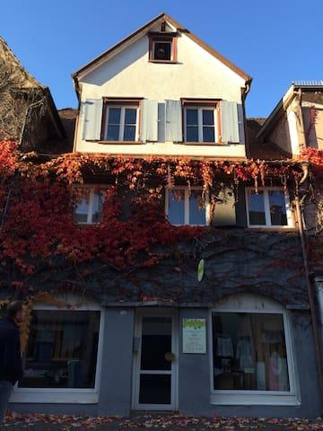 Dachwohnung, Leutkirch Innenstadt - Leutkirch im Allgäu - Espais annexos