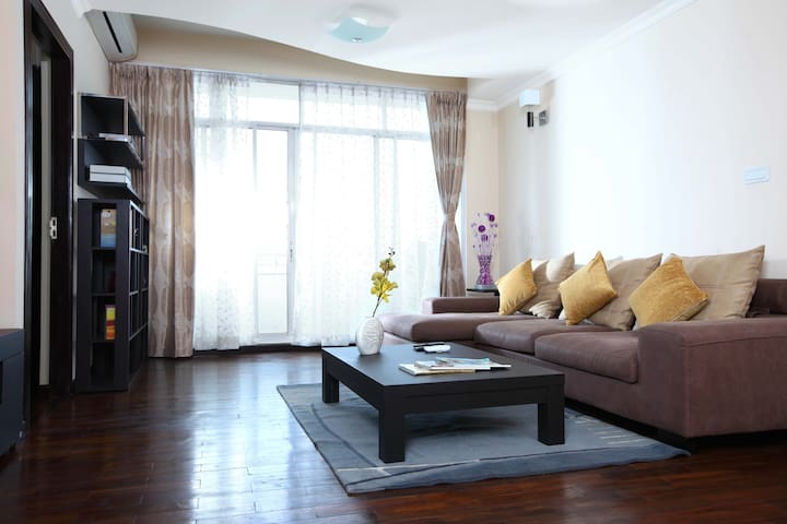 Luxury 2BHK Near Monkey Temple Deluxe Type D - Kathmandu - Apartment