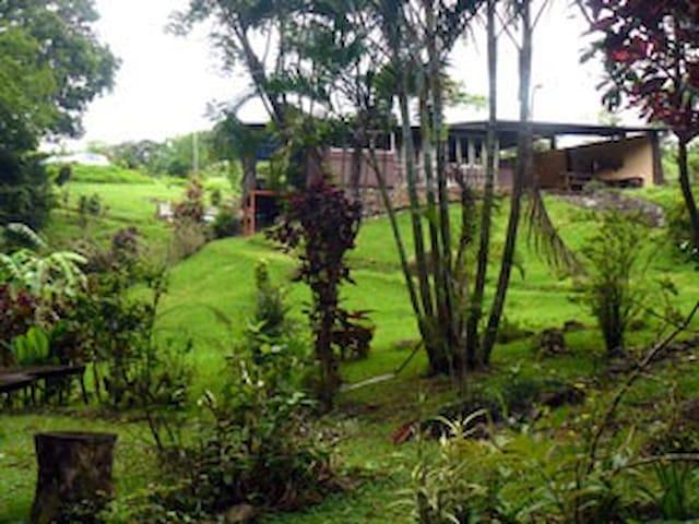 Casa de campo  - Tilaran - Stuga