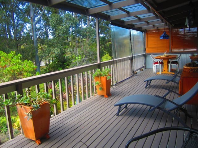 Tallwood Cottage - special price - Mollymook  - Rumah