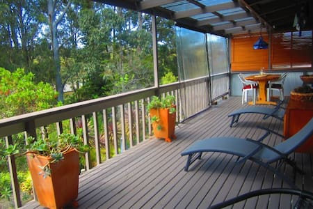 Tallwood Cottage - special price - Mollymook  - Haus