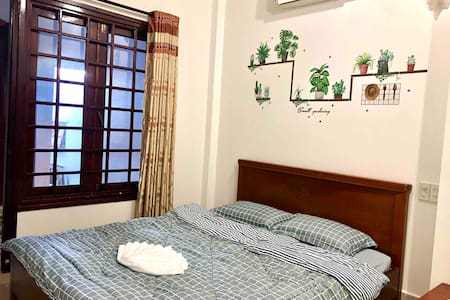 A Comfort & Quite Room (04)- 5 mins to beach