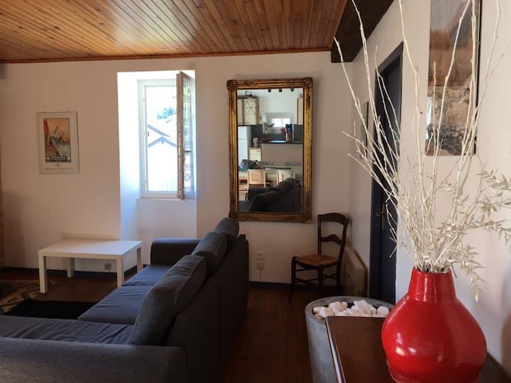 Pretty apartment in Laruns