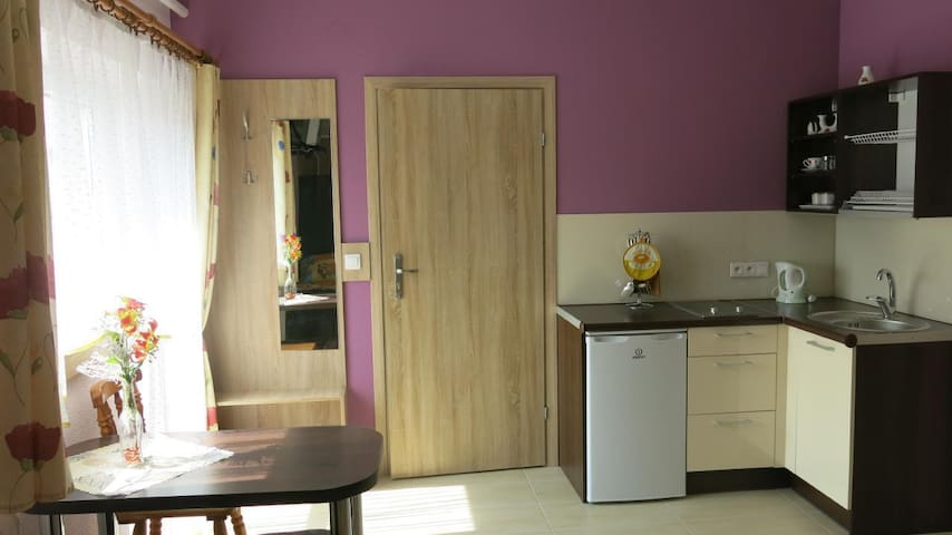Appartement Andrzej