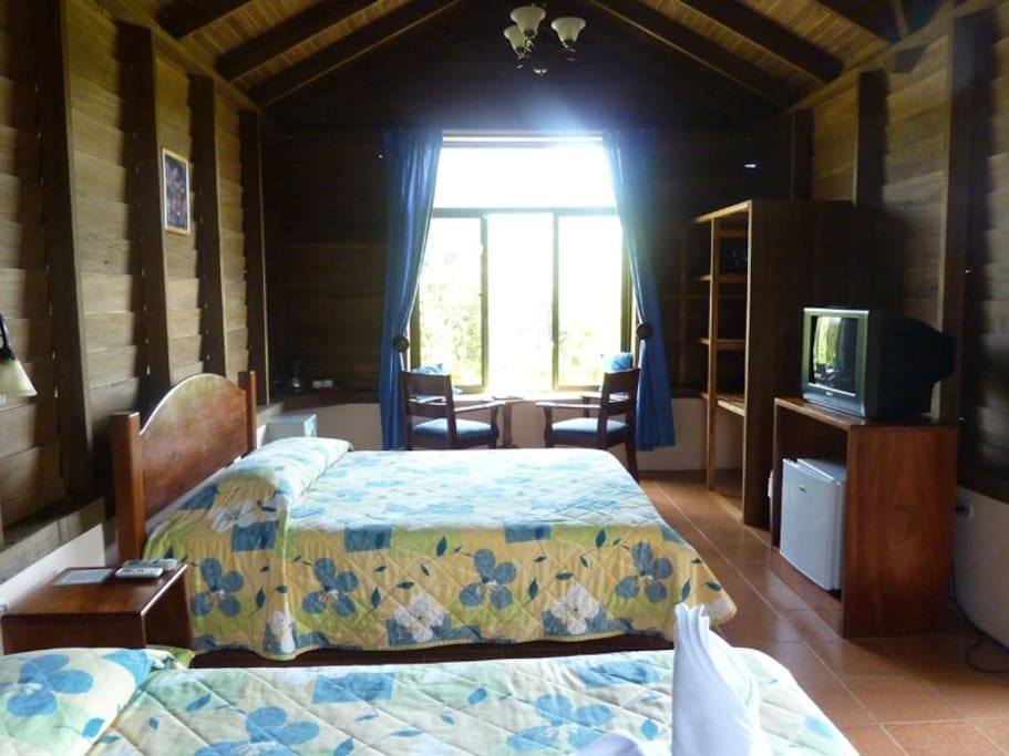 Rooms at Hotel Campo Verde