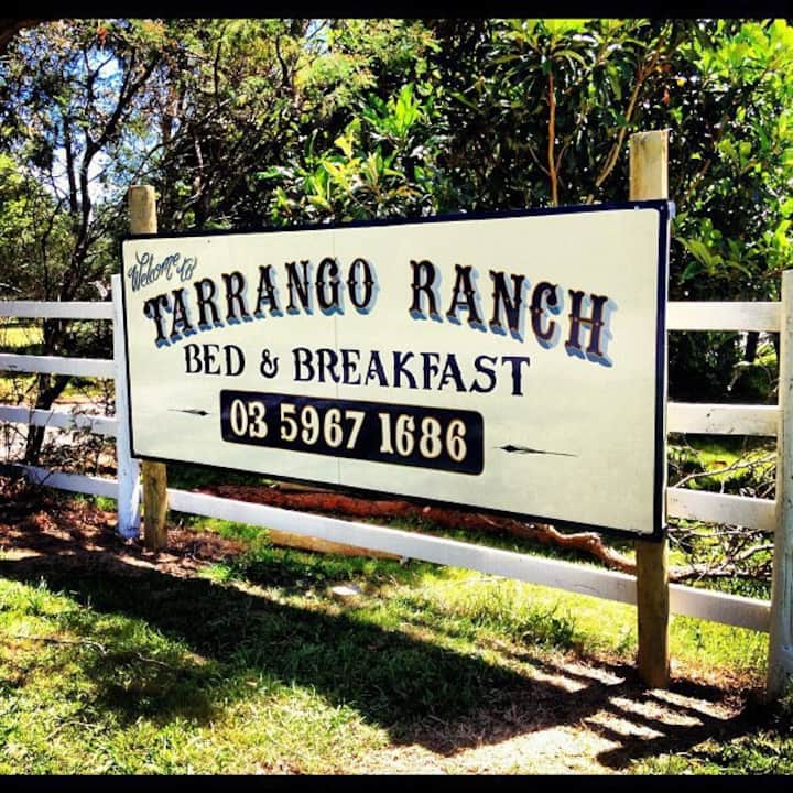 Tarrango Ranch Bed & Breakfast