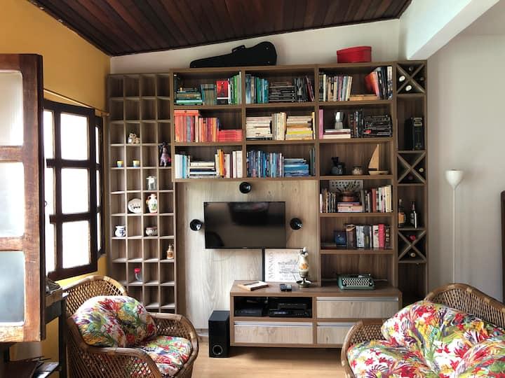 Casa completa estilo pousada super aconchegante