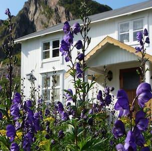 Nordlandshus på Helgeland