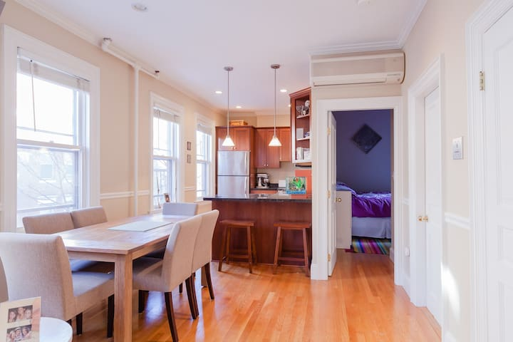 Modern Beacon Hill 2 Bedroom  - Boston - Apartment