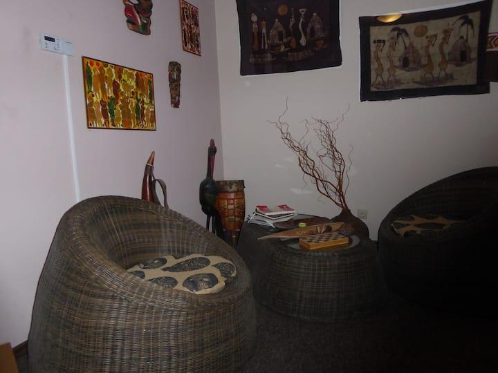 Apartamet w Villa Afrika do 400m2 powierzchni