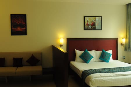 Ixora Suites - Serviced Studios - Bangalore