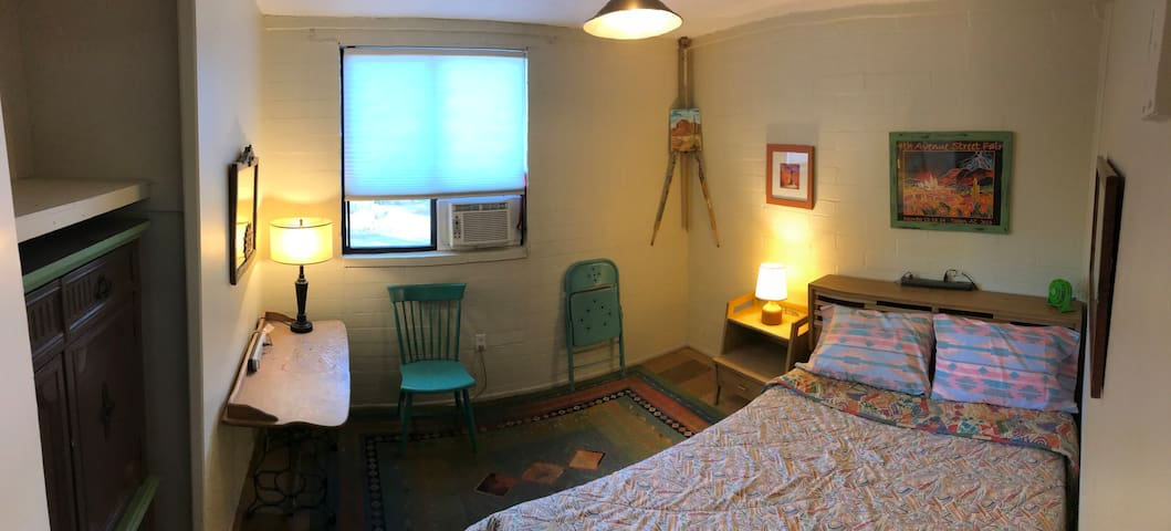 The Painted Desert Room