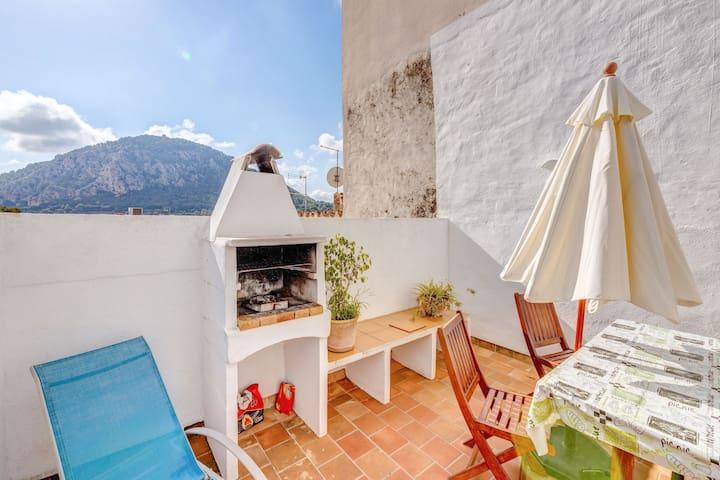 Linda casa urbana con vistas a las montañas – Casa Alacanti