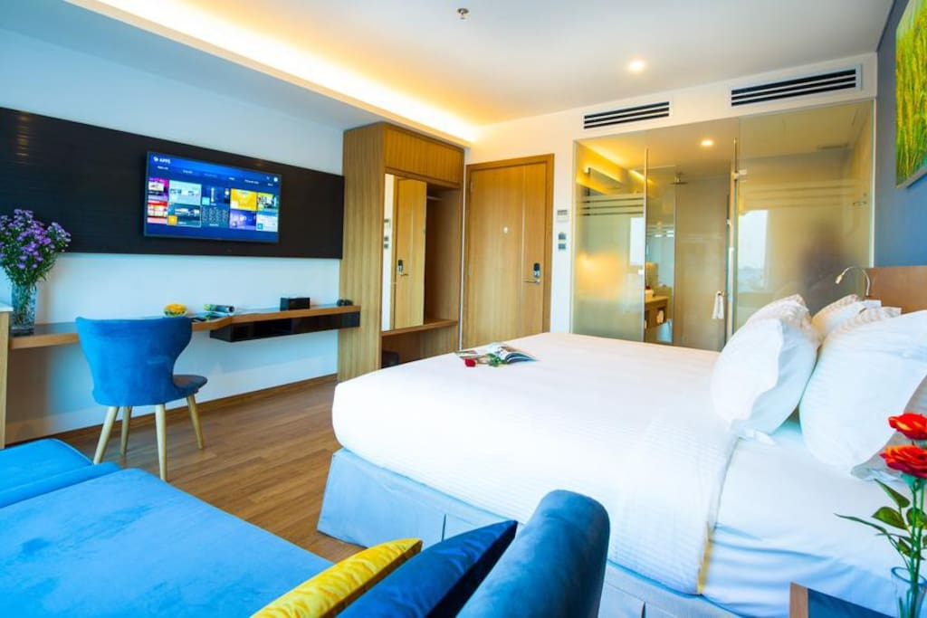 double room with nice view