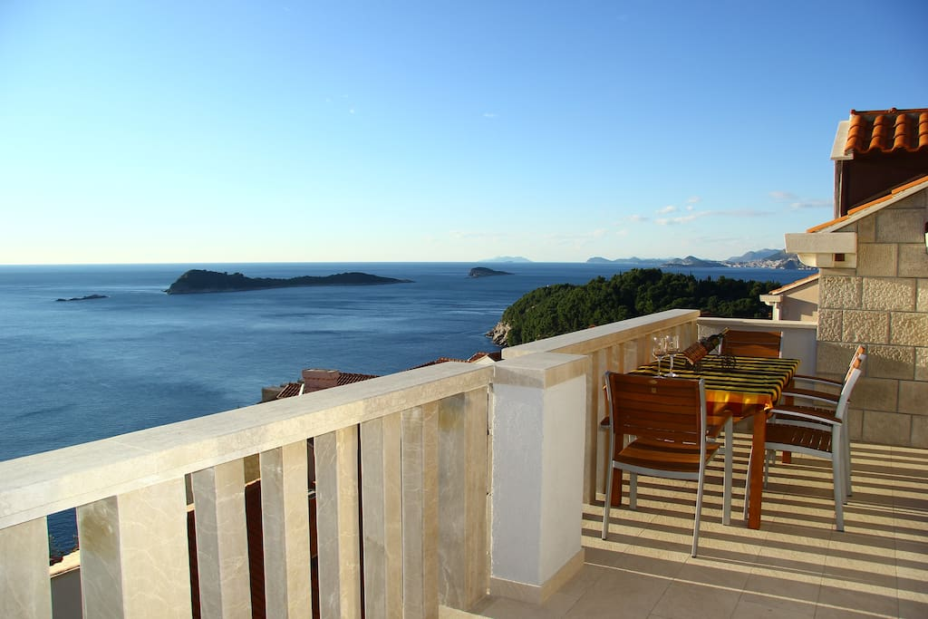 Splendid sea view Apartment 2