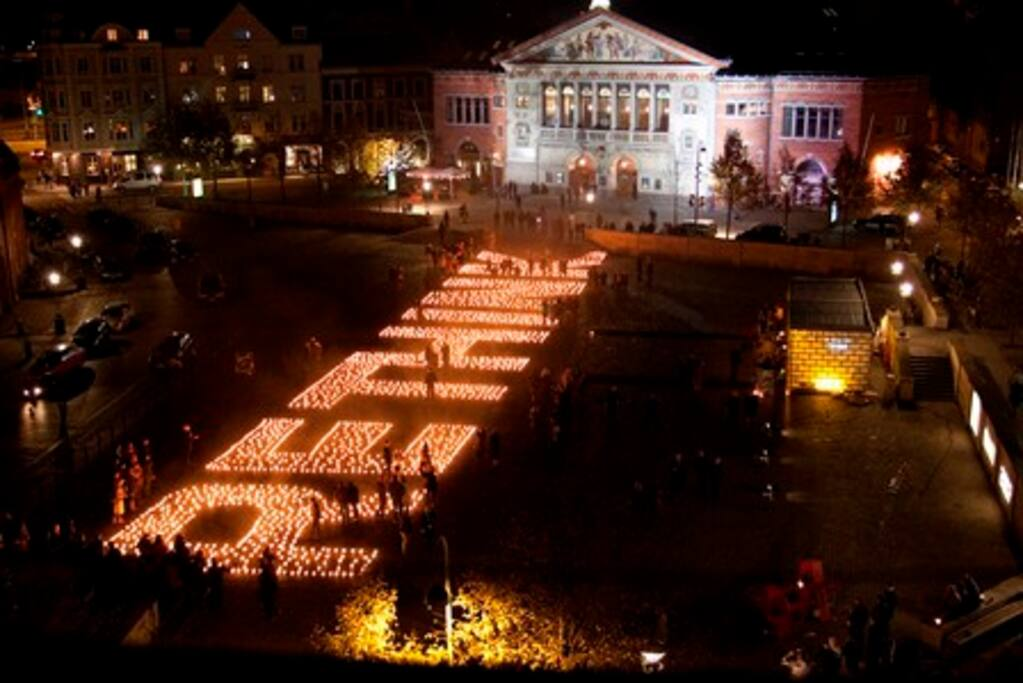 Aarhus Europæisk Kulturby 2017. European Capital of Culture 2017.