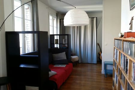 "Studio ""plus"" 375 square feet - Vincennes - Apartment"