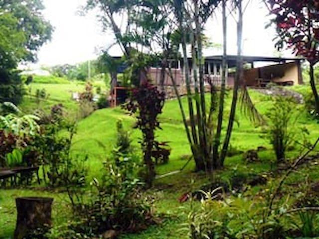 Casa de campo - Tilaran