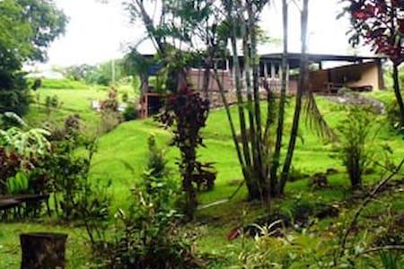 Casa de campo - Tilaran - กระท่อม