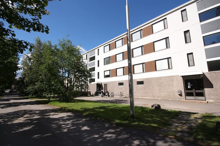 Three bedroom apartment in Lohja, Rusthollinkatu 4