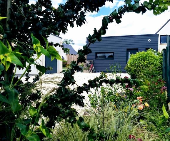 Le studio de jardin d'Anatole