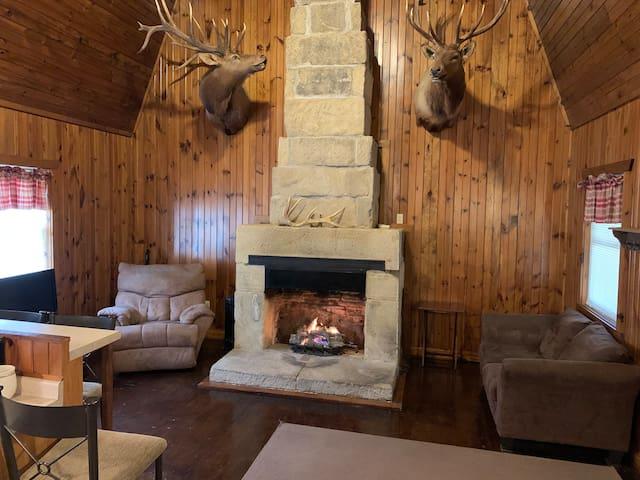 Hill-N-Dale Cabin