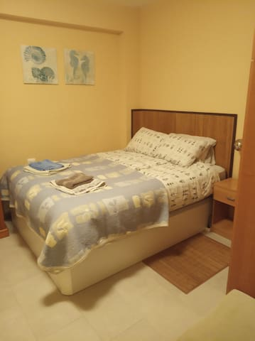 B&B Aguila Nova: room with private bathroom