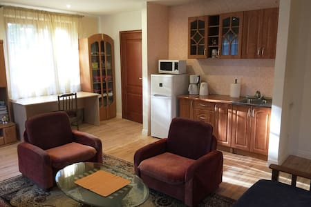 Studio Apartment 300m from the Beach - Riga