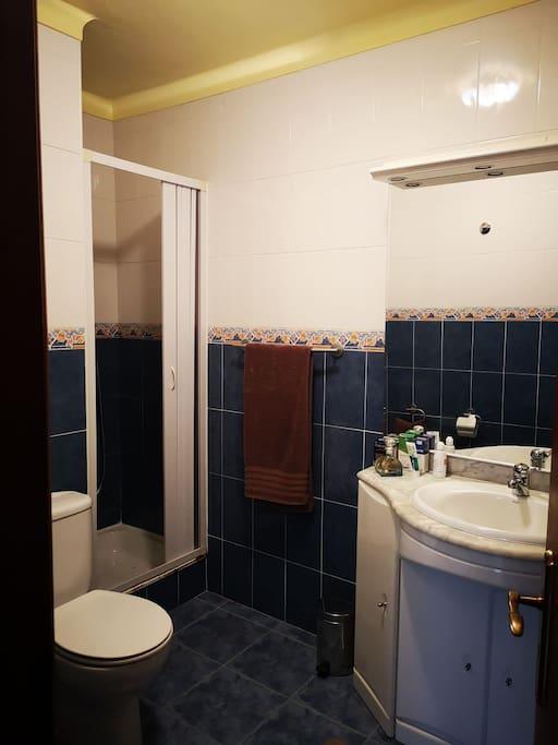 Casa de banho com poliban