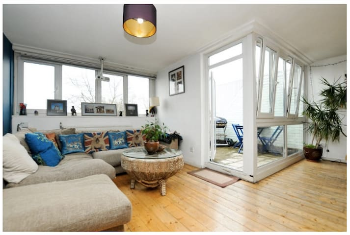 Large 2 Bedroom Luxury Apartment - Londres - Apartamento
