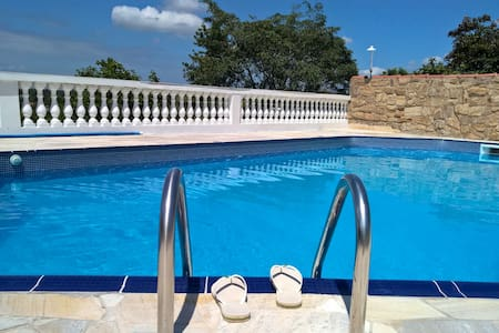 Sitio Santa Clara, Salto/SP - Salto - Cottage