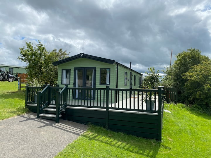 2020 model Holiday Home on Country Holiday Park