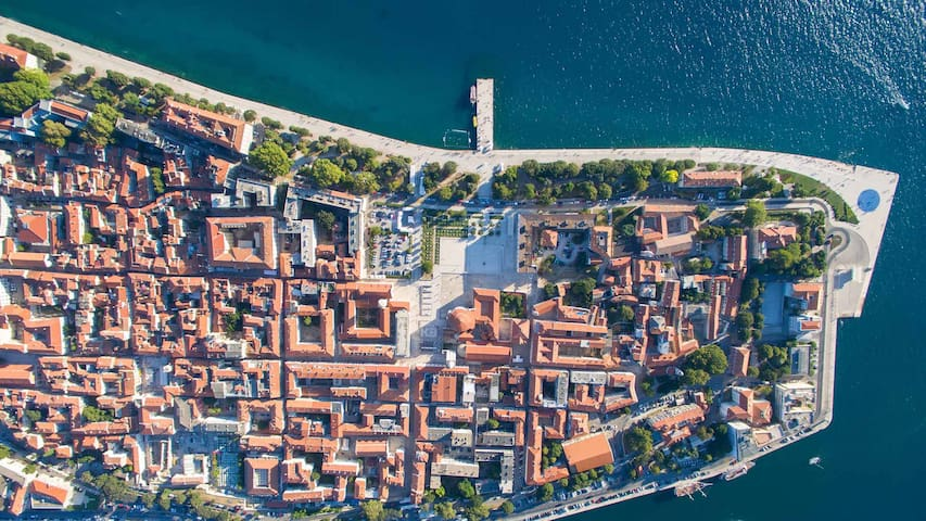 Guidebook for Zadar