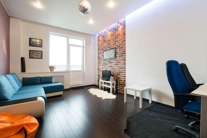 Новая квартира в центре Владимира - Владимир - อพาร์ทเมนท์