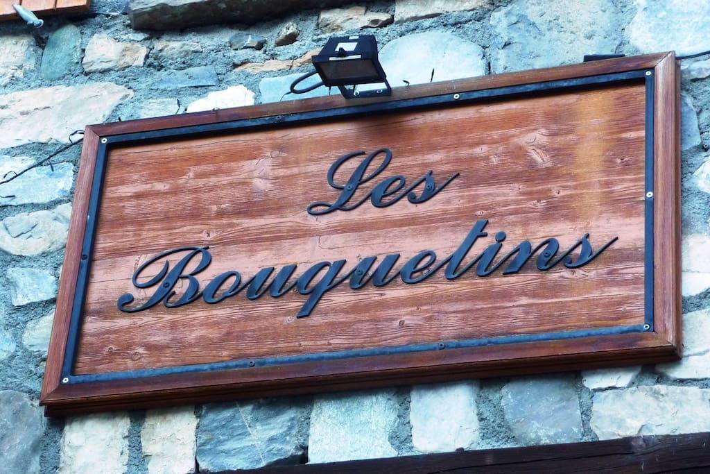 Bienvenue à la Résidence Les Bouquetins !