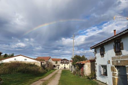 Casa rural en una aldea encantadora!