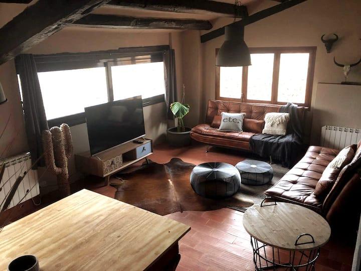 Familiar casa rural en el Pallars