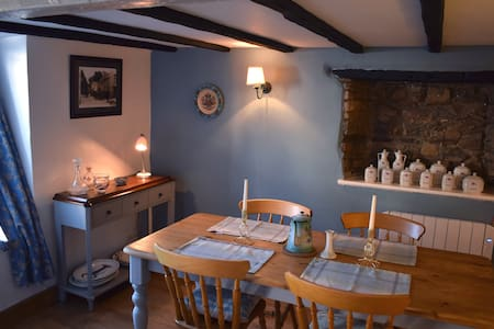 Cosy Cottage in the Heart of Croyde Village. - Croyde - บ้าน