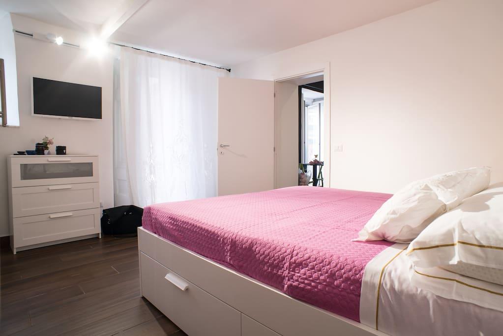 camera da letto duomo