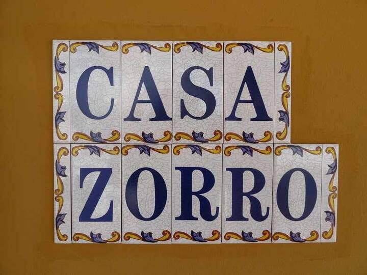 Casa Zorro AS032