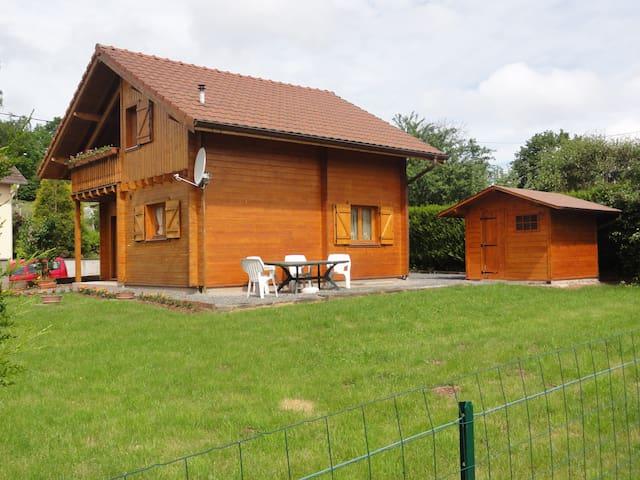 """Chalet - Gîte """"Le Maubré"""" - Saint-Michel-sur-Meurthe - Chalé"""