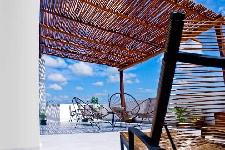 Departamento Playa del Carmen, Playa Alta